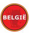 Bierviltjes Belgi�/Belgique print