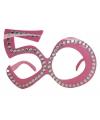 Feest bril 50 jaar